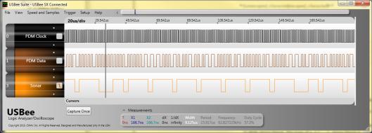 Sonar screenshot