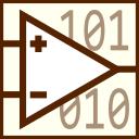 Tiny alternative opamp on a field of bits
